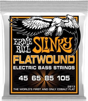Ernie Ball Hybrid Slinky Flatwound Bass Strings