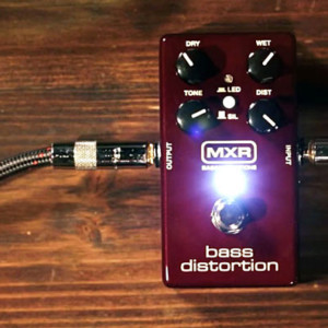 MXR Now Shipping the M85 Bass Distortion Pedal