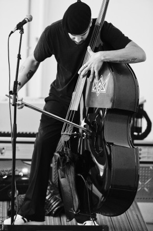 Miles Mosley with Star Bass