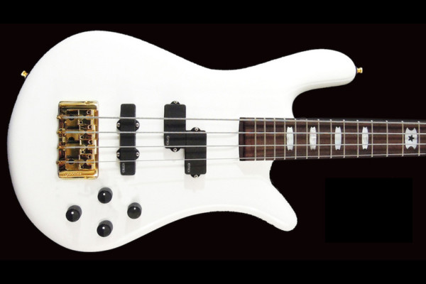 Spector Introduces Limited Edition Mike Starr Signature Euro4LX Bass
