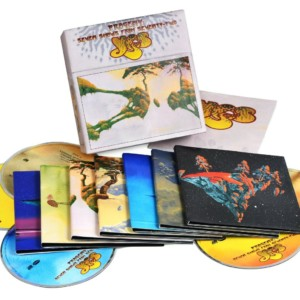 Seven Yes Concerts Released in Their Entirety in New Set