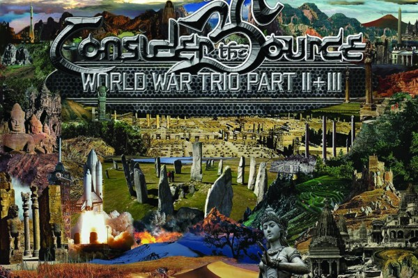 """Double Album Completes Consider the Source's """"World War Trio"""""""