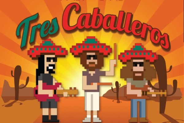"The Aristocrats Show What They've Learned on ""Tres Caballeros"""