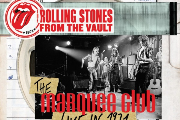 "1971 Marquee Club Show Latest Rolling Stones' ""From the Vault"" DVD Release"