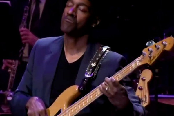 Marcus Miller and the Metropole Orkest: Revelation