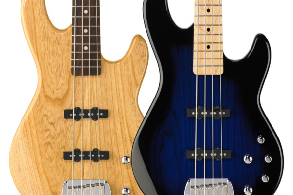 G&L Adds MJ-4 Bass To Tribute Series