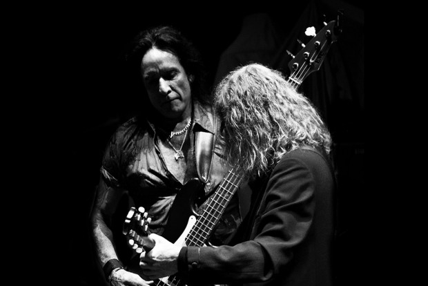 Marco Mendoza and David Lowy of The Dead Daisies