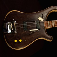 Bass of the Week: Modified Rickenbacker 4001 Piccolo Sitar Bass