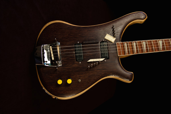 Bass of the Week: Modified Rickenbacker 4001 Piccolo Sitar Bass