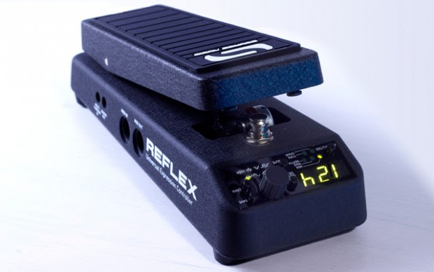 Source Audio Reflex Universal Expression Controller