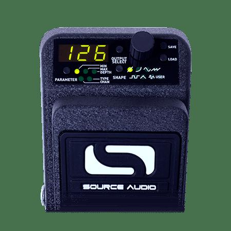Source Audio Reflex Universal Expression Controller Top