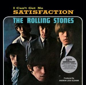 "The Rolling Stones: ""Satisfaction"" Single Vinyl Reissue"