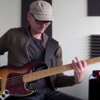 Bass Lick Series: A7#9 Chord Bass Groove with Legato Fill