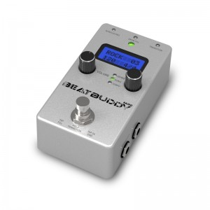 Singular Sound Unveils BeatBuddy Mini Drum Machine Pedal