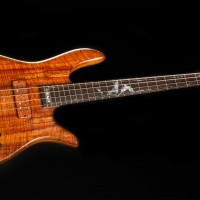 "Bass of the Week: Fodera Flame Koa Monarch 4 Elite ""#4000?"