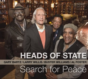 Heads of State: Search for Peace