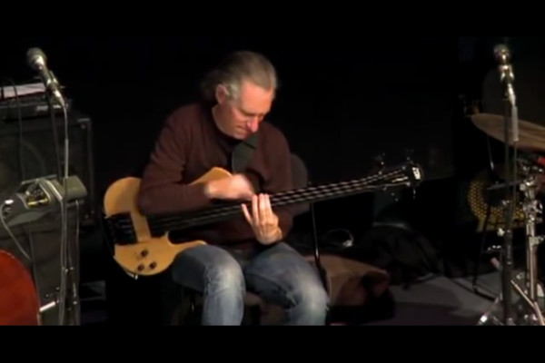 "Michael Manring: ""The Enormous Room"" (Sligo Jazz 2011)"
