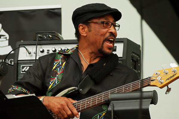 Bass Players to Know: Leroy Hodges
