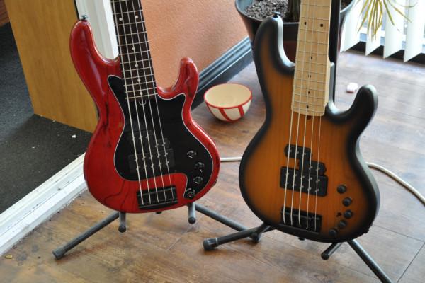 Nordstrand Guitars Introduces Dan Lutz Nordy DL vM5 Bass