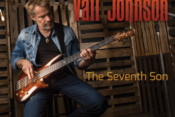 """Vail Johnson Releases """"The Seventh Son"""""""
