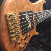 Bass of the Week: Vinciguerra Custom Shop BAJ Signature 6