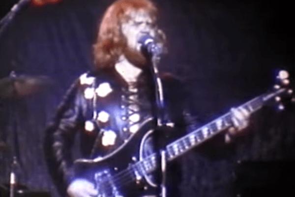 Bachman-Turner Overdrive: Not Fragile, Live 1974
