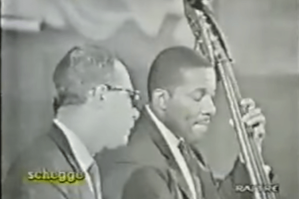 Dave Brubeck Quartet, featuring Eugene Wright: These Foolish Things