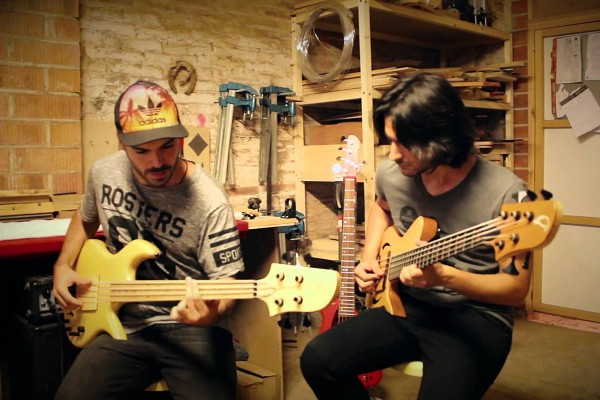Andrés Rotmistrovsky and Miki Santamaria: Human Nature