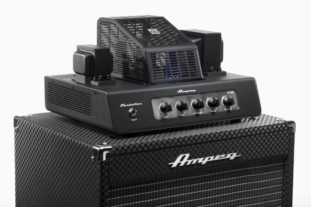 ampeg introduces all tube portaflex bass amps 1 12 cabinet no treble. Black Bedroom Furniture Sets. Home Design Ideas