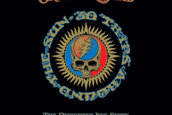New Set Compiles Yearly Grateful Dead Live Performances