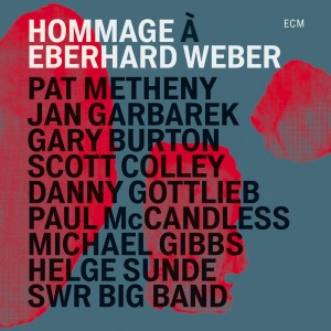 Homage to the Great Eberhard Weber Features Scott Colley on Bass