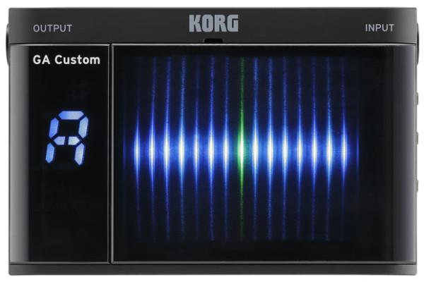 Korg Introduces Custom Shop Tuner Series