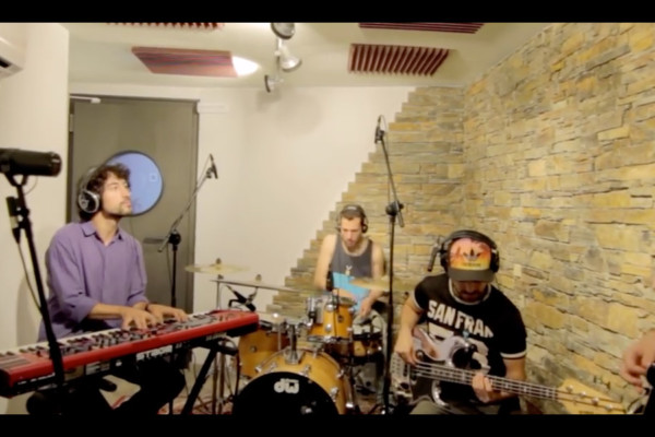 Miki Santamaria, DaBeat & Friends: Live at the Plygrnd Studio