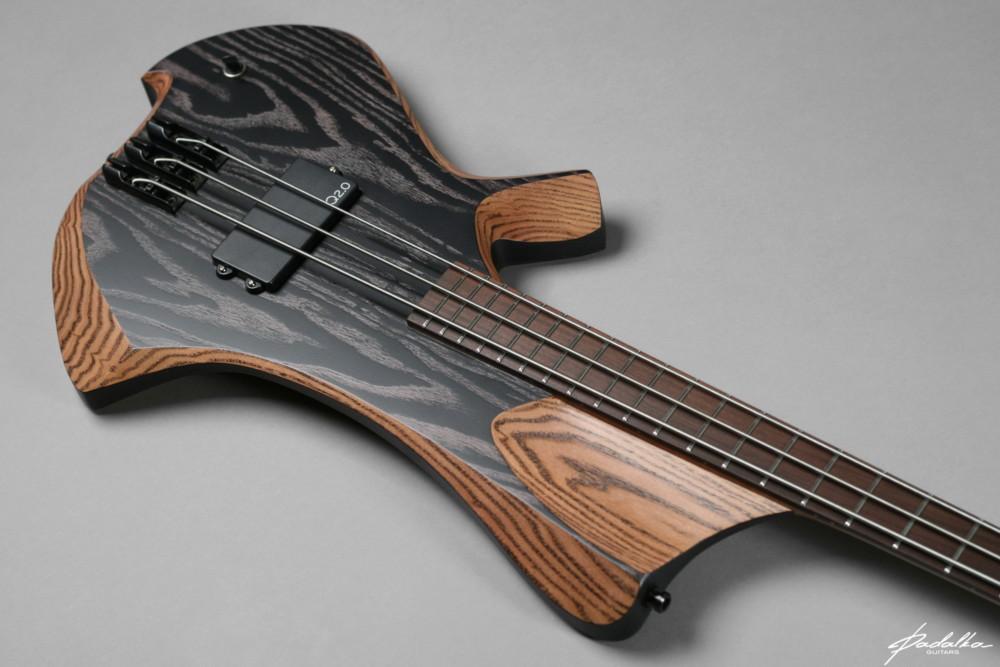bass of the week padalka guitars ennea hotchkiss 3 string bass no treble. Black Bedroom Furniture Sets. Home Design Ideas