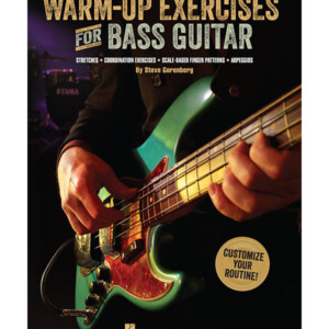 Top Transcriber Pens Book on Warm-Up Exercises