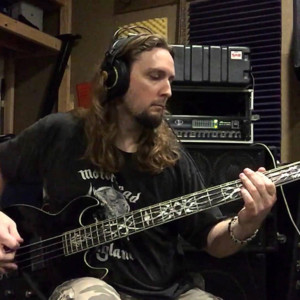 "Song Exclusive: Mike Garnica's Bass Playthrough of Chemical Burn's ""Raining Anvils"""