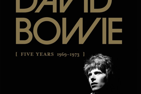 Massive Bowie Set Compiles Recordings from 1969-1973