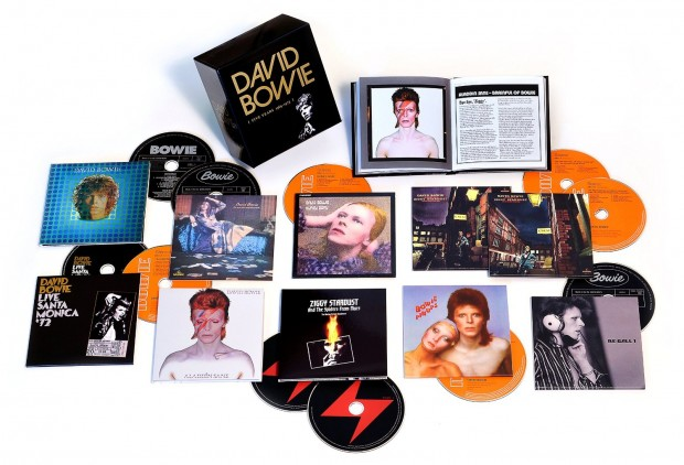 David Bowie: Five Years (1969-1973) Set