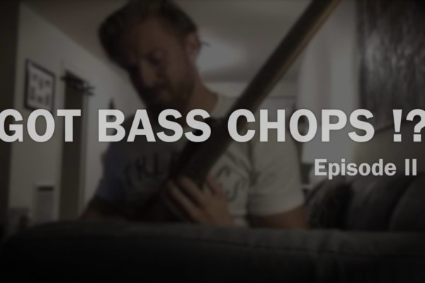 BassTheWorld: 21 Bassists in 1 Video