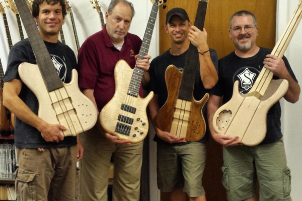 Ken Smith Basses Introduces Single Cut Body Option