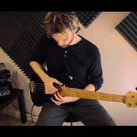"""Richard Hunter: Bass Playthrough of """"Don"""" by Ship of Theseus"""