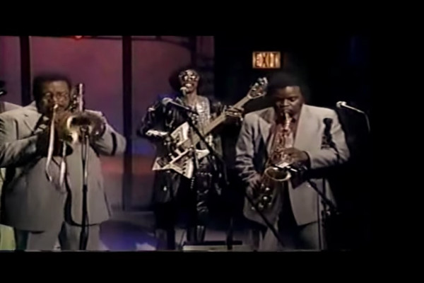 Bootsy Collins, Maceo Parker and Fred Wesley: Let Him Out