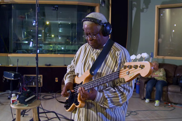 Abraham Laboriel: Case of the Blues