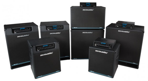 Acoustic Amplification Class D Neo Series Family