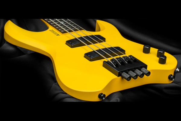 Kiesel Guitars Introduces Vader Headless Bass Series