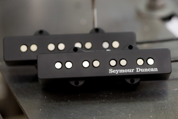 Seymour Duncan Releases The Apollo Jazz Bass Linear Humbucker Pickup