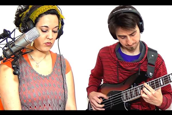 Pablo Elorza and Valeria Falcon: Duke Ellington's Sound of Love