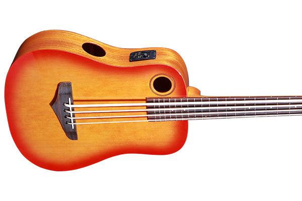 Boulder Creek Introduces The Travel Bass