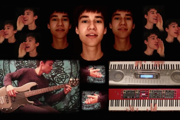Jacob Collier: PYT