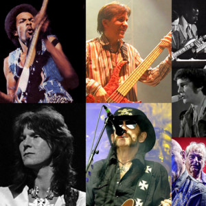 In Memoriam: Remembering the Bassists We Lost in 2015